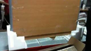 М-видео жжет!!!(При покупке плазменного ТВ в одном из магазинов сети М-видео в коробке оказался муляж из ДСП., 2009-12-20T11:43:13.000Z)
