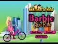 Barbie:Bike Riding - Play Kids Games - Car Games