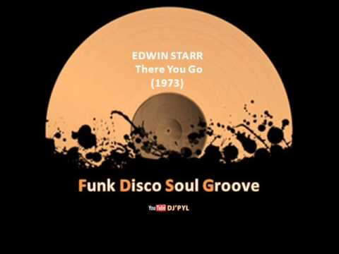 EDWIN STARR  -  There You Go  (1973)