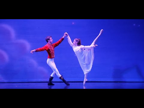 Maine State Ballet's The Nutcracker 2015 Sneak Peek - YouTube