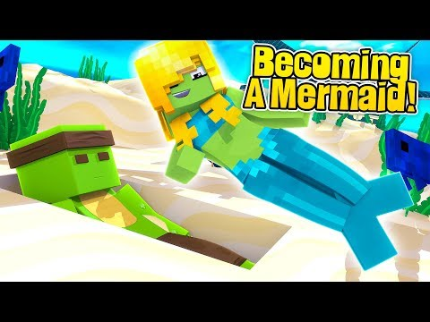 Download Youtube: HOW TO BECOME A MERMAID / MERMAN w/TinyTurtle