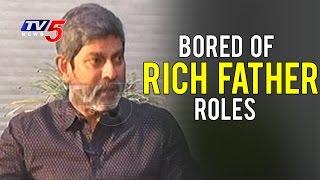 Im Bored of Playing Rich Father Roles Says Jagapati Babu | Jr NTR | Nannaku Prematho | TV5 News