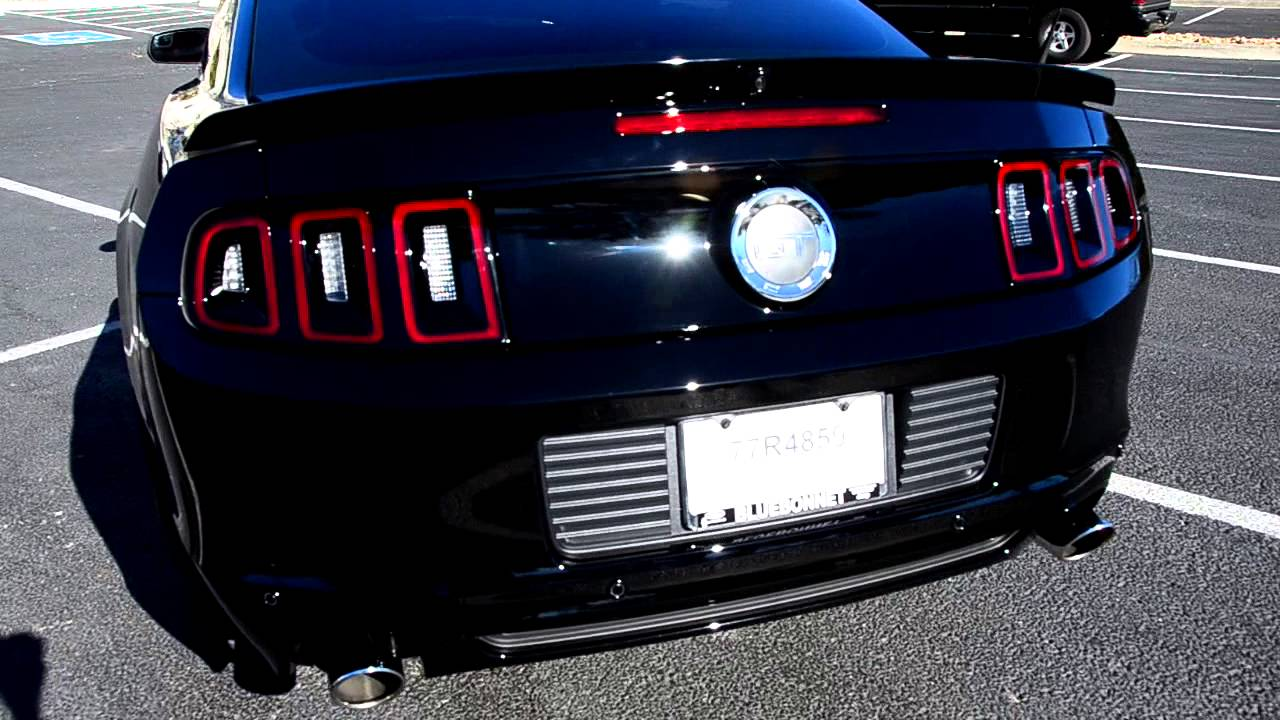 Bobs mustang gt 5 0 2014 tour youtube