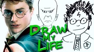 DRAW MY LIFE - Harry Potter
