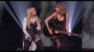 Madonna - Ghosttown feat. Taylor Swift (Remastered) Live at iHeartradio Music Awards 2015