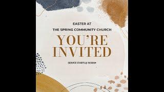 TSCC LIVE | Sunday April 4, 2021