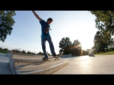 Ridiculously Fun Skateboarding!