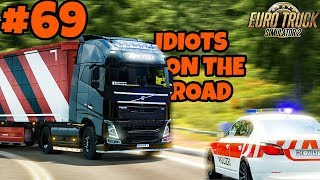 Euro Truck Simulator 2 Multiplayer: IDIOTS ON THE ROAD | #69