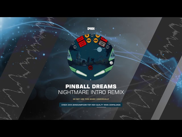 AMIGA REMIX - Olof Gustafsson - Pinball Dreams - Nightmare Intro (Remix) [HQ]