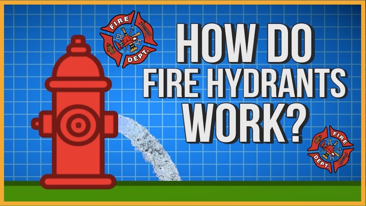 How Do Fire Hydrants Work Youtube