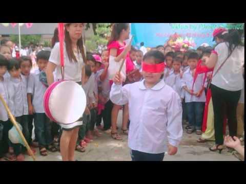 Lễ khai giảng năm học 2015-2016 Trường TH Phú Lâm 2 Tiên dU BẮc Ninh
