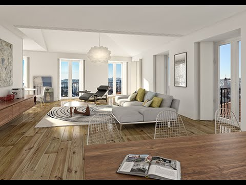 New Luxury Lisbon Apartments For Sale   YouTube