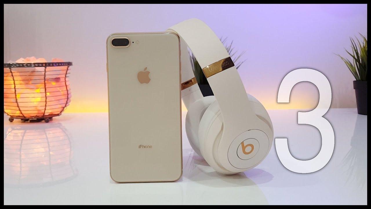 2aa036f7995 Beats Studio3 Wireless Review! - YouTube