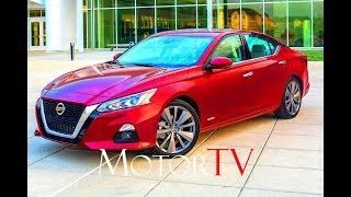 2019 NISSAN ALTIMA EDITION ONE l KEY FACTS & DESIGN