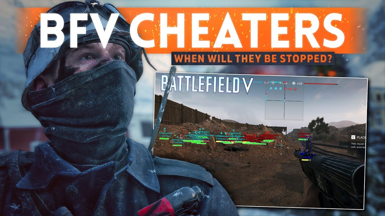CHEATING IS RUINING BATTLEFIELD 5    When Will This Issue Be Addressed?