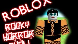 ROBLOX - Rocky Horror Picture Show Characters