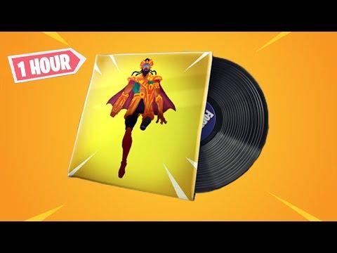 new-default-fire-(major-lazer)-fortnite-music-pack---1-hour