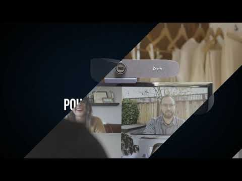 Poly Studio P Series Video for Enterprise Connect 2021