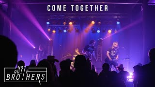 Come Together l The Beatles (Not Quite Brothers Cover) (Live at Wooly's)