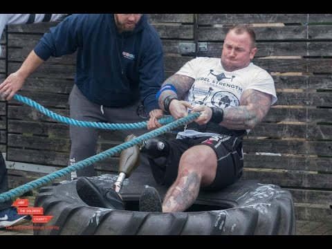 "The Barbell Life - Ep. 42 - ""Resurrection: The Story of Britain's Strongest Disabled Man"""