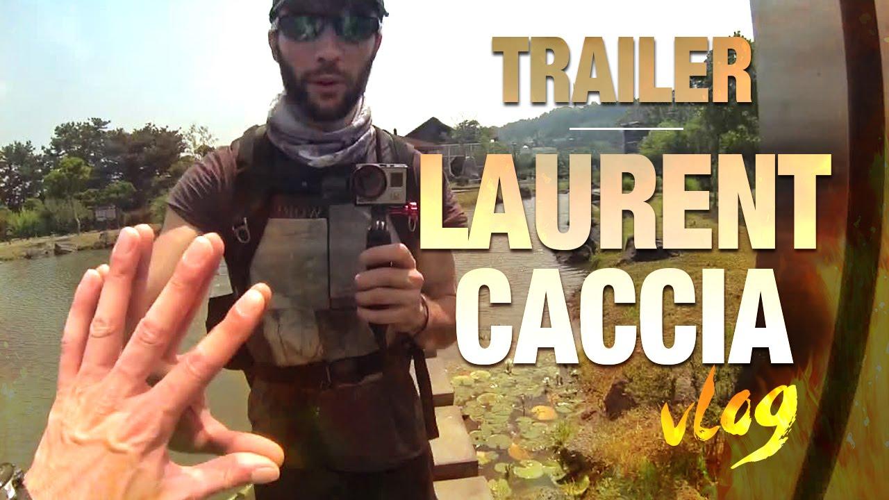 L'EXTRAORDINAIRE VOYAGE de LAURENT CACCIA