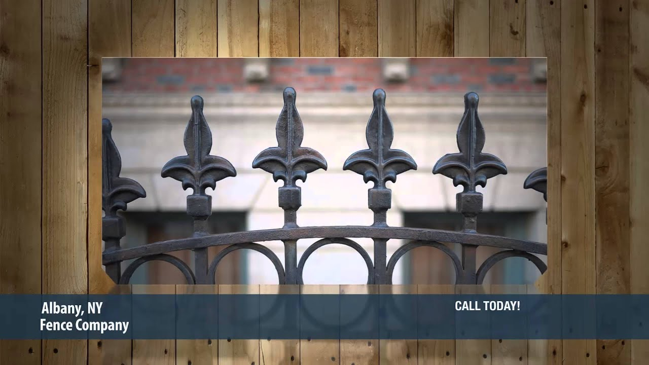 Fence Company Albany Ny Call Today Youtube