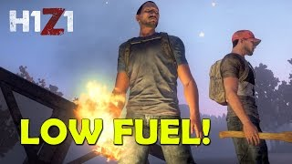 """H1Z1 Gameplay - """"The Journey"""" Part 4 (Early Access)"""