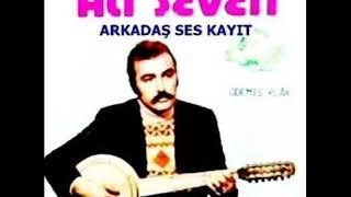Ali Seven Çile Çekmeyemi Geldim 45 CD
