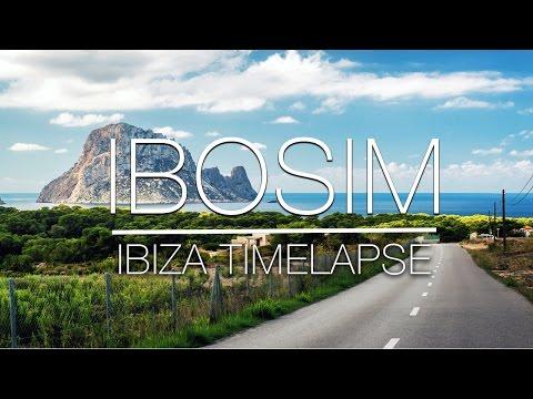IBOSIM | IBIZA Travel Video Time-lapse FHD [Lana Del Rey]