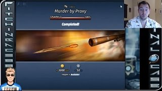 Criminal Case World Edition - Case #7 - Murder By Proxy - Chapter 1