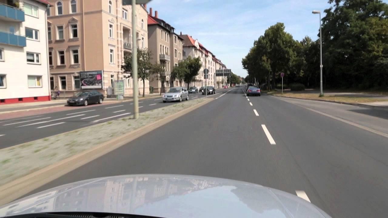 Anfahrt Zum Scheitelschmied Aus Richtung Westenceller Straße Youtube