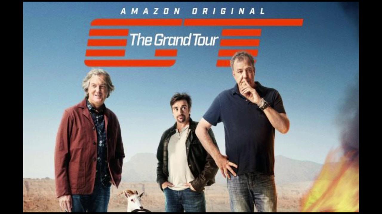 The Grand Tour Stream English