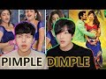 Shruti Haasan Reaction by Korean Dost | Pimple Dimple Song | Yevadu