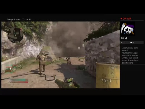 Je Tente Un Perfect En R et D! COD WW2