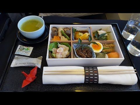 Japan Airlines Business Class - Tokyo Haneda To London Heathrow (JL 43) - Boeing 777-300ER