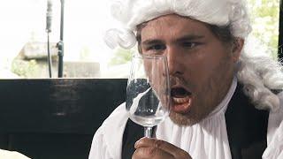 Opernsänger zerstört Glas - nur mit der Stimme?!? |Wer