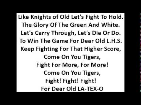 Latexo Fight Song