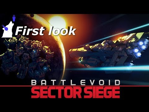 Battlevoid: sector siege - first look