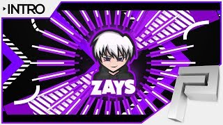 [2D Intro] Zays ➟ By PhantomFX | Paid