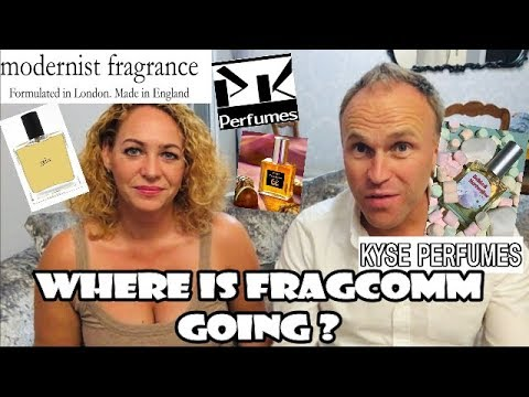 Where is Fragcomm going? Modernist Fragrance, PK Perfumes and KYSE Perfume thumbnail