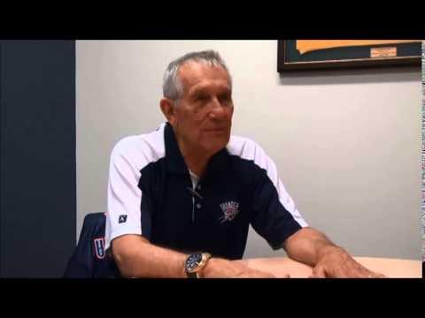 Coach Dr Jim Poteet on basketball free-throw shooting