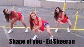 Baixar Shape of You Ed Sheeran - Coreografia Jéssica Maria Arroyo