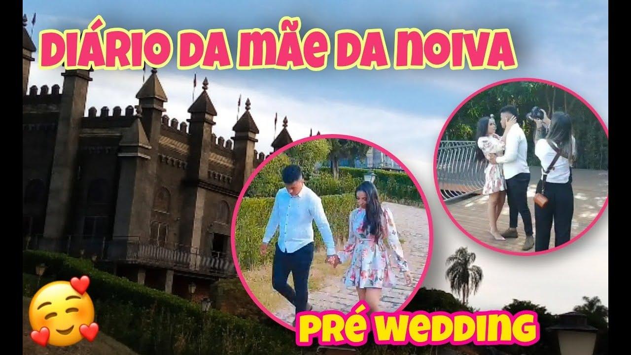 Fomos no CASTELO!!!! Gravação do Pré wedding.