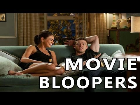 Official Movie Bloopers | Friends with Benefits | Gag Reel