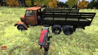 DayZ Standalone крафт оленя новый грузовик и глушители и т.д.(, 2015-02-25T10:26:44.000Z)