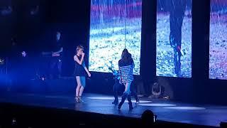 Tini - Si tú te vas / Pa' callar tus penas feat. Cami 23/06/2019 @ Movistar Arena