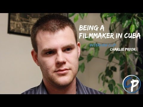 How I approached my filmmaking job in Cuba