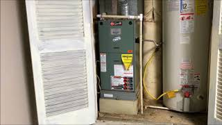 Air Conditioners In Garage!    Selman Home Inspections Inc.   (469) 458-7555   Call Us!