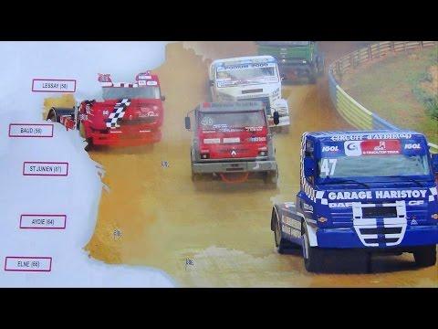 Camion cross de BAUD 2016
