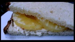 Ham Radio Talk - Pineapple Sandwich